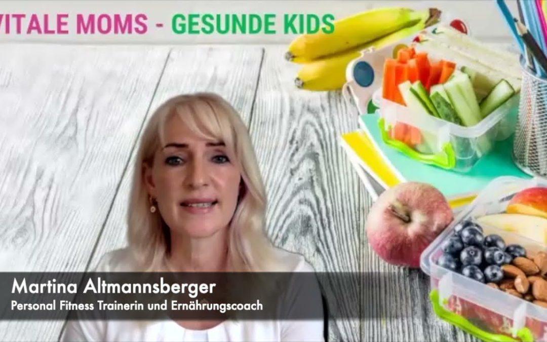 Ernährung-Kids  Wie Du in dieser stressigen, schnelllebigen Zeit Dein Kind gesund ernähren kannst